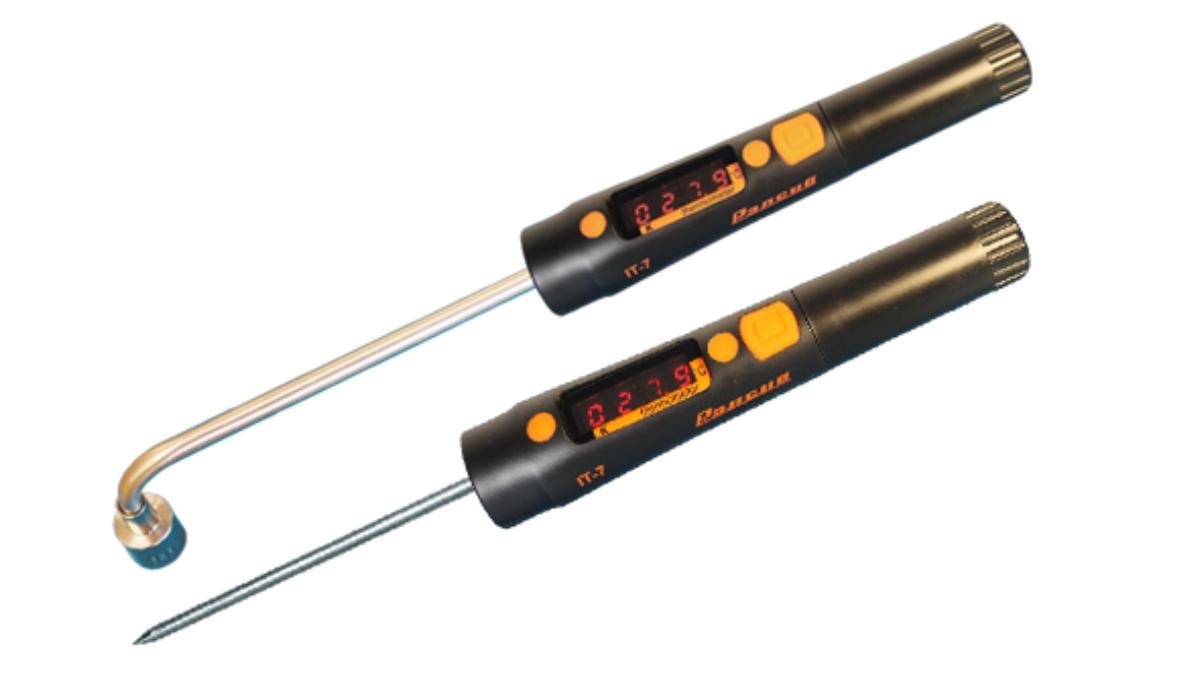 Измерители                                                       температуры IT-7